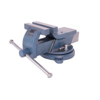 Bench vises and pipe clamps (18)