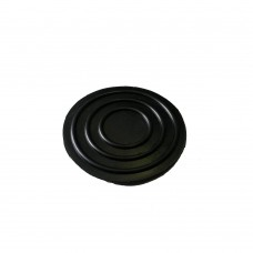 Rubber pad rond 90mm