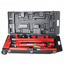 Body repair kit hydraulic 10 ton with wheels
