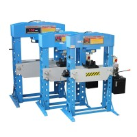 Electric hydraulic shop presses (4)