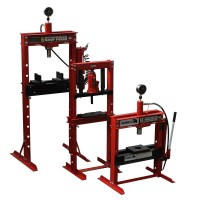 Hand hydraulic shop presses economic (6)
