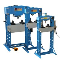 Pneumatic hydraulic shop presses (7)