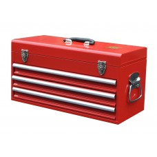 Tool chest 3 drawer 111 pieces professional