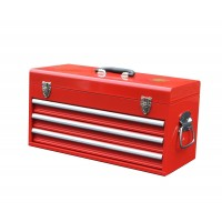 Tool chest 3 drawer 116 pieces professional