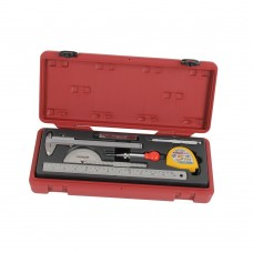 Measuring tools set 7 pieces professional