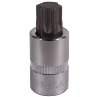 Star socket bit 1/2'' 55mm  (10)