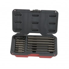 Power bit set hexagon 13 pieces professional