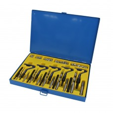 Thread repair tool kit 80 pieces metric
