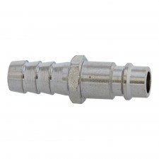 Air connector with hose connector euroline 10,5mm
