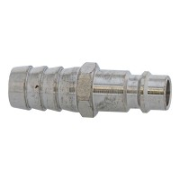 Air connector with hose connector euroline 13mm