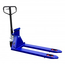 Pallet truck with scale 2500kg 115cm