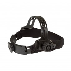 Head strap for automatic welding helmet