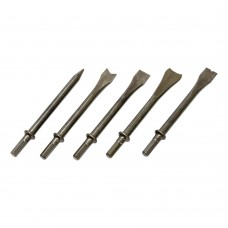Loose chisels 5 pieces