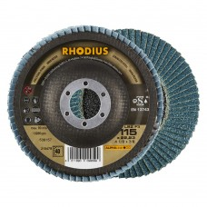 Flap disc V conical LSZ F3 115 x 22,23mm K40