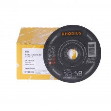 Cutting disc XT80 125 x 1,0 x 22,23mm 50 pieces