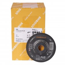 Grinding disc RS80 115 x 6,0 x 22,23mm 25 pieces