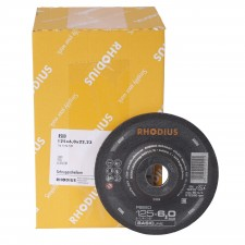 Grinding disc RS80 125 x 6,0 x 22,23mm 25 pieces