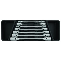 Hinged socked wrench sets (3)