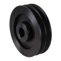 Pulley diameter 60mm hole 24mm type A double