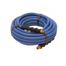 Rubber air hose 6mm 10m with thread Blubird