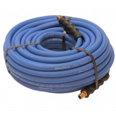 Rubber air hose 10mm 20m with thread Blubird
