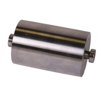 Optional roller for profile and pipe notcher 76mm