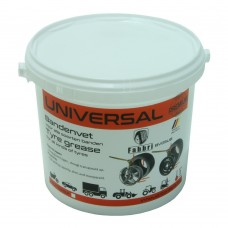 Tyre grease universal white 5kg