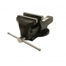 Bench vise with pipe jaws 150mm