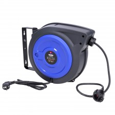 Cable reel automatic 230V 15m 3x1,5mm2
