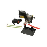 Electric winch 12V 2000lbs