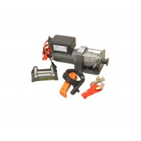 Electric winch 24V 2000lbs
