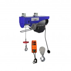 Cable hoist wireless 100 / 200kg 230V