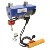 Cable hoist electric 100 / 200kg 230V