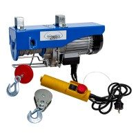 Cable hoist electric 400 / 800kg 230V