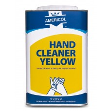 Hand cleaner yellow 4,5 liter