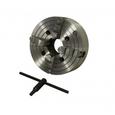 Independent four-jaw chuck 100mm