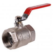 Ball valve brass  3""