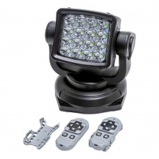 LED searchlight with remote control 80W