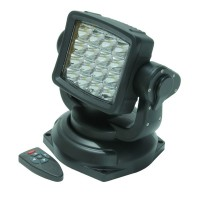 LED searchlight with remote control (1)