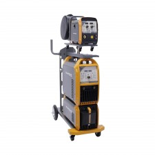 MIG MAG welding machine double Pulse 500A