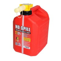 No spill jerrycan gasoline and diesel 10L