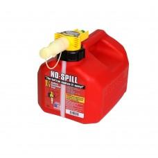 No spill jerrycan gasoline and diesel 5L