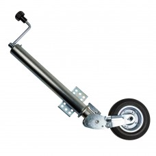 Trailer jack foldable