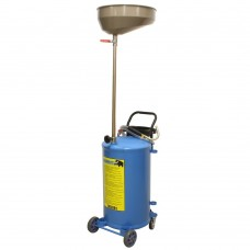 Pneumatic oil extractor 65L