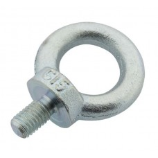 Eye screw M6 zinc plated