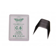 Blade set for tyre regroover 10pcs C6