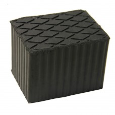 Rubber block 120mm
