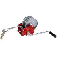 Handwinch 2000lbs with automatic brake and freewheel