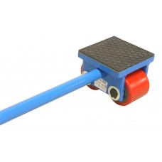 Transport rollers double 4 ton