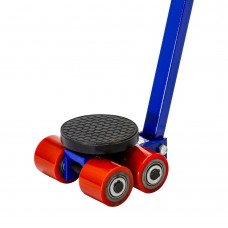 Transport rollers 4 ton steerable